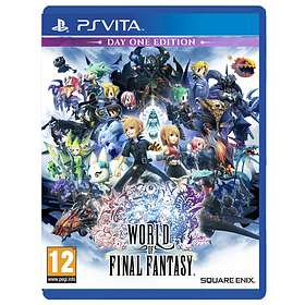 World of Final Fantasy (PS Vita)