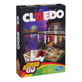 Hasbro Cluedo Grab & Go (pocket)