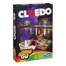 Cluedo Grab & Go (pocket)