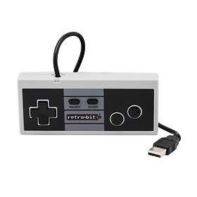 Retro-Bit Dogbone Wired Controller (NES)