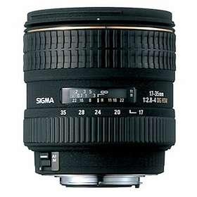 Sigma 17-35/2,8-4,0 EX DG HSM for Nikon