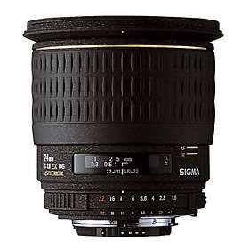 Sigma 24/1,8 EX DG for Nikon