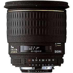 Sigma 28/1,8 EX DG do Nikon