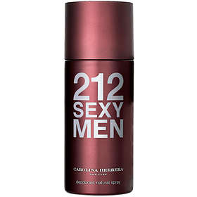 Carolina Herrera 212 Sexy Men Deo Spray 150ml