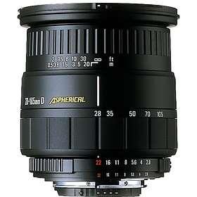 Sigma 28-105/2,8-4,0 DG for Sony