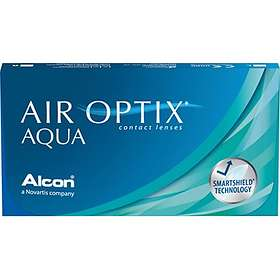 Alcon Air Optix Aqua (6-pakning)