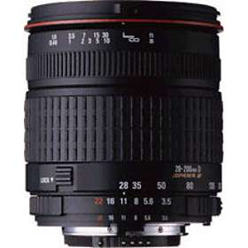 Sigma C 28-200/3,5-5,6 for Sony A