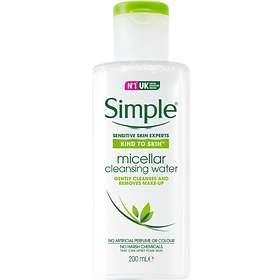 Simple Skincare Micellar Cleansing Water 200ml