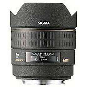 Sigma 14/2.8 EX for Sony A