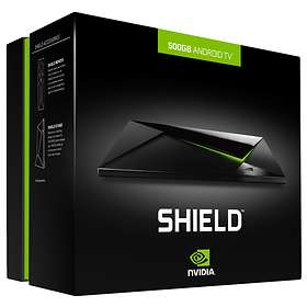 nVidia Shield Pro Android TV 500Go