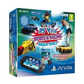 Sony PlayStation Vita Slim (+ Sports & Racing Mega Pack)