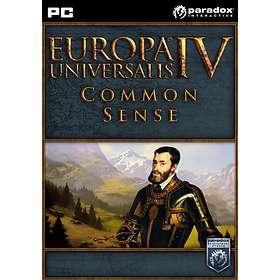 Europa Universalis IV Expansion: Common Sense