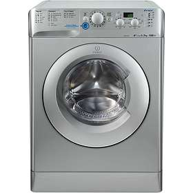 Indesit XWD 71252 S (Silver)
