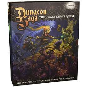 Mantic Games Dungeon Saga: Dwarf King's Quest