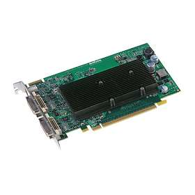 Matrox M9120 (PCI-E x16) Dual Head 2xDVI 512MB