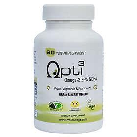 Opti3 Omega-3 EPA DHA 60 Kapslar