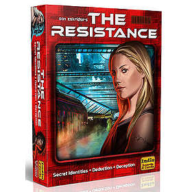 Indie The Resistance (3rd Edition)