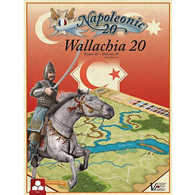Victory Point Games Wallachia 20