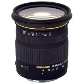 Sigma 18-50/2,8 EX DC for Sigma