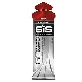 Science In Sport GO Energy Gel + Caffeine Gel 60g