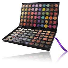 Yifi Cosmetics Naras 120 Professional Eyeshadow Palette