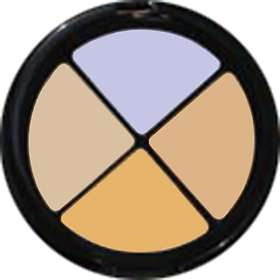 W7 Cosmetics Hide 'N' Seek Colour Correcting Concealer Quad