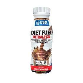 USN Diet Fuel Ultralean 330ml 8-pack