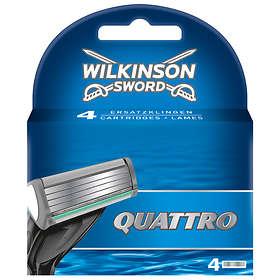 Wilkinson Sword Quattro 4-pack