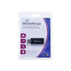 MediaRange USB 2.0 Card Reader for SD