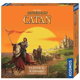 Mayfair Games Catan Byer og Riddare (exp.)