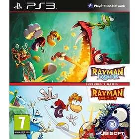 Rayman Legends + Rayman Origins - Double Pack