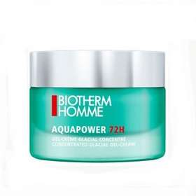 Biotherm Homme Aquapower 72H Concentrated Glacial Gel-Cream 50ml