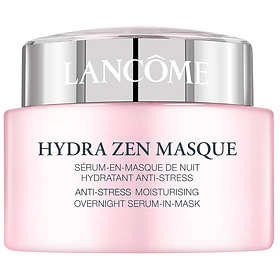 Lancome Hydra Zen Masque Anti-Stress Moisturizing Overnight Serum-In-Mask 75ml