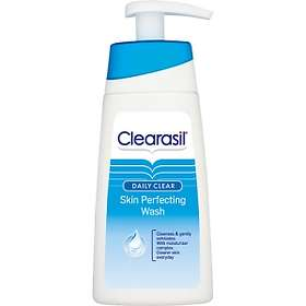 clearasil skin perfecting wash