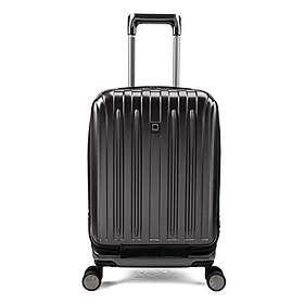 3b23bade07624b Delsey Vavin 4 Double ruote bagaglio a mano valigia trolley espandibile 55cm