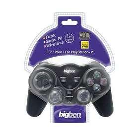 Bigben Interactive Wireless Controller (PS2)