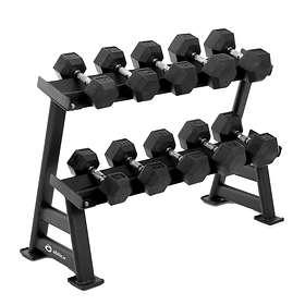 Abilica HexDumbbellRack Maxi Set 10-20kg