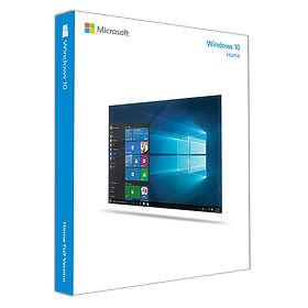 Microsoft Windows 10 Famille Fra (64-bit OEM)
