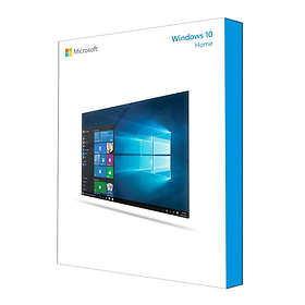 Microsoft Windows 10 Famille Fra