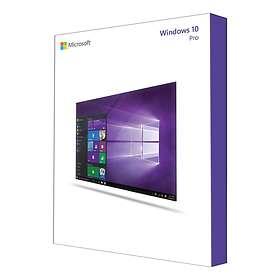 Microsoft Windows 10 Pro Eng (64-bit OEM)