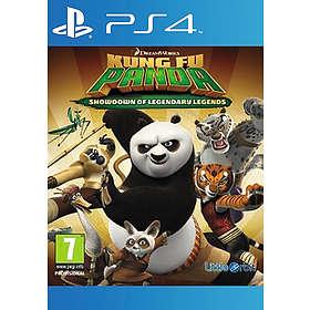 Kung Fu Panda: Le Choc des Légendes