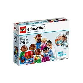 LEGO Duplo 45011 Ensemble de Personnages Du Monde