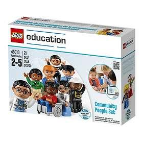 LEGO Duplo 45010 Personnages La Communauté
