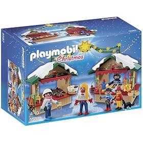 Playmobil Christmas 5587 Christmas Market