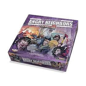 Cool Mini Or Not Zombicide: Angry Neighbors (exp.)