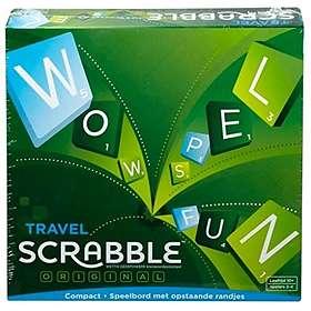 Mattel Scrabble (2014 Refresh Edition) (pocket)