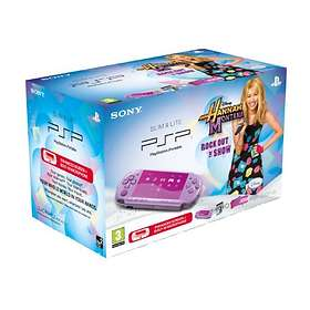 Sony PSP 3000 (inkl. Hannah Montana)
