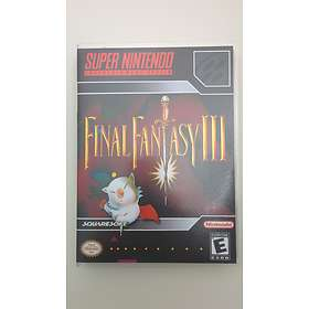 Final Fantasy III (USA) (SNES)