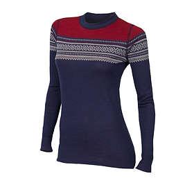 Aclima Designwool Marius Crew Neck LS Shirt (Dame)