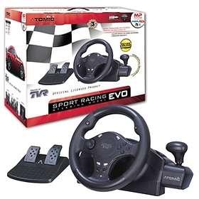 Atomic Accessories TVR Sport Racing Steering Wheel Evo (PC/PS3/PS2)